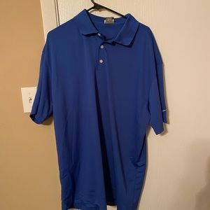 Men's golf polo